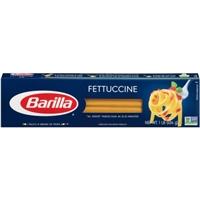 Barilla Pasta Fettuccine Food Product Image