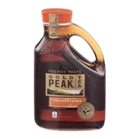 Gold Peak Tea Unsweetened Iced Tea Food Product Image
