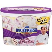 Blue Bunny I Do I Do Wedding Cake Ice Cream Allergy And Ingredient