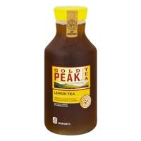 Gold Peak Tea Lemon Tea Food Product Image