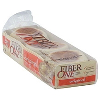 Fiber One English Muffins Original Food Product Image