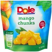 Dole Mango Chunks Food Product Image