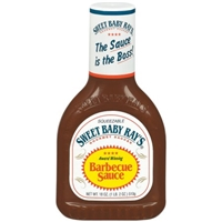 Sweet Baby Ray's Barbecue Sauce Food Product Image