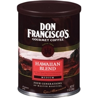 Don Francisco's Hawaiian Blend Coffee Food Product Image