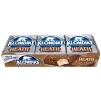 Klondike Heath Ice Cream Bars Food Product Image