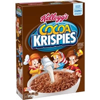 Kellogg's Cocoa Krispies Cereal Food Product Image
