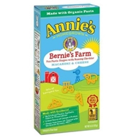 Annie's Homegrown Macaroni & Cheese Bernie's Farm Food Product Image