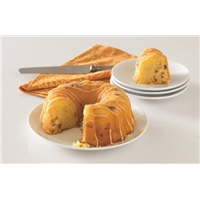 Bakery Fresh Goodness Cranberry Orange Mini Pudding Cake Food Product Image