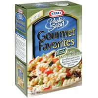 Kraft Pasta Salad Basil Vinaigrette Food Product Image