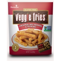Veggie Fries Chickpeas Red Peppers & Potatoes Food Product Image