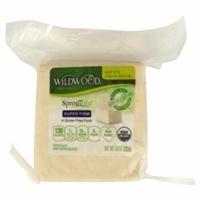 Wild Wood Organics Super Firm High Protein Tofu Food Product Image