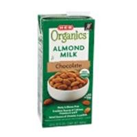 H-E-B Organics Almond Milk, Chocolate Food Product Image