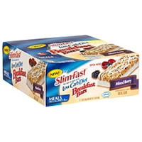 Slim-Fast Breakfast Bars Mixed Berry Food Product Image