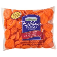 Bolthouse Farms Carrot Chips Food Product Image