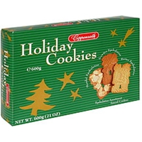 Coppenrath Holiday Cookies Holiday Cookies, Assortment Spiced Cookies Food Product Image