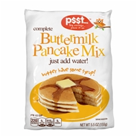 p$$t... Buttermilk Pancake Mix Food Product Image