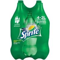 Sprite Lemon-Lime Soda Food Product Image