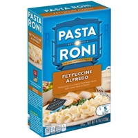Pasta Roni Fettuccine Alfredo Food Product Image