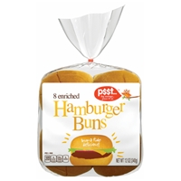 p$$t... Hamburger Buns Food Product Image