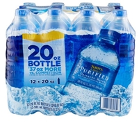 Sam's Choice Drinking Water Purified 20 Oz Food Product Image