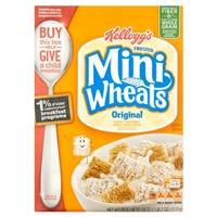 Kellogg's Frosted Mini Wheats Original Food Product Image