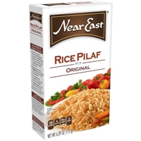 Near East Rice Pilaf Mix Original Food Product Image