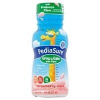 PediaSure Grow & Gain Shake Strawberry - 6 CT Food Product Image