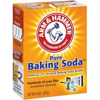 Arm & Hammer Pure Baking Soda Food Product Image