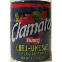 Clamato Chili-Lime Salt Food Product Image