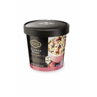 Private Selection Summer Berry Rolled Oatmeal Food Product Image