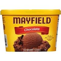 Mayfield Chocolate Ice Cream