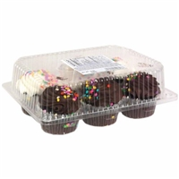 Everyday Favorites Chocolate Cupcakes Food Product Image