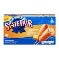 State Fair Corn Dogs Cheddar - 5 CT Food Product Image