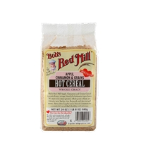 Bob's Red Mill Apple Cinnamon Hot Cereal Food Product Image