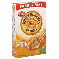 honey bunches of oats cereal with almonds double pack allergy and