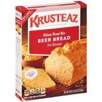 Krusteaz Artisan Bread Mix Beer Bread Food Product Image