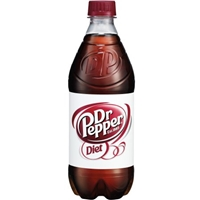 Diet Dr. Pepper Food Product Image