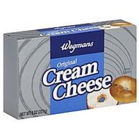 Wegmans Cream Cheese Original Food Product Image