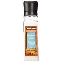 Kirkland Signature Mediterranean Sea Salt Grinder Food Product Image