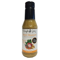 Simple Girl Dressing & Marinade Food Product Image