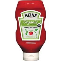 Heinz Organic Tomato Ketchup Food Product Image
