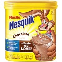 Nestle Nesquik Chocolate Food Product Image