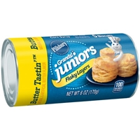 Pillsbury Grands! Juniors Flaky Layers Butter Tastin' Food Product Image