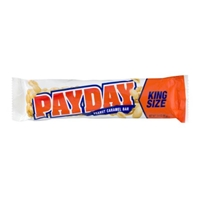 PAYDAY King Size Peanut Caramel Bars Food Product Image