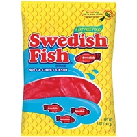 Swedish Fish Soft & Chewy Candy Food Product Image