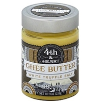 4Th & Heart Ghee Butter White Truffle Salt Food Product Image