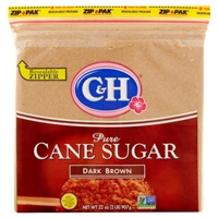 C&H Dark Brown Sugar Food Product Image