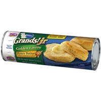 Pillsbury Biscuits Flaky, Honey Butter Food Product Image