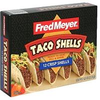Fred Meyer Taco Shells Crisp Food Product Image