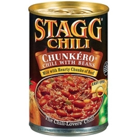 Stagg Chili With Beans, Chunkero Food Product Image